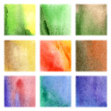 Abstract hand drawn watercolor background Royalty Free Stock Photo