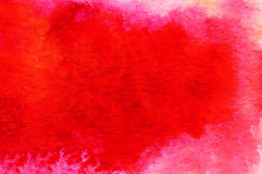 Abstract  hand-drawn watercolor background. Colourful Textured a Royalty Free Stock Images