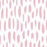 Abstract hand getrokken naadloos patroon Stock Afbeeldingen