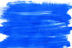 Abstract hand painted Royalty Free Stock Photos