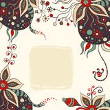 Abstract handdrawn background Stock Photo
