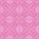 Abstract handdrawn pink pattern vector Royalty Free Stock Images