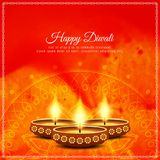Abstract Happy Diwali background. Abstract Happy Diwali bright watercolor elegnt background vector illustration