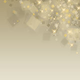 Abstract Happy Holidays Background Royalty Free Stock Photography