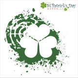 Abstract Happy St.Patrick Day. Royalty Free Stock Photos