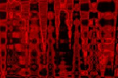 Abstract harmonious red tints background with grunge texture Stock Images