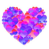Abstract heart Stock Images