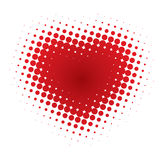 Abstract Heart (illustration) Royalty Free Stock Photo