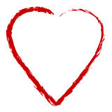 Abstract Heart Shape Stock Image