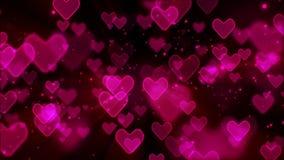 Abstract heart shape Royalty Free Stock Photos