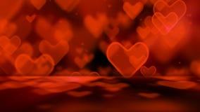 Abstract heart shape Stock Photos