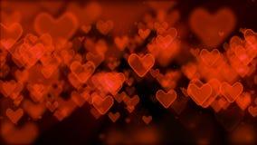Abstract heart shape Royalty Free Stock Photography