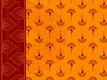 Free Abstract Henna Blocks Background Stock Images - 9676474