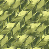 Abstract herringbone. Abstract ornate broken textured herringbone background. Seamless pattern Stock Images