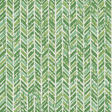 Abstract Herringbone Pattern in Green Stock Photo