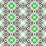 Abstract het herhalen geometrisch patroon Stock Fotografie