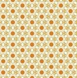Abstract het herhalen patroon klaar voor gebruik. Royalty-vrije Stock Foto's