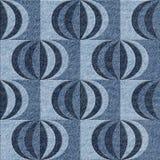 Abstract het met panelen bekleden patroon - het Binnenlandse patroon van het muurpaneel Stock Foto