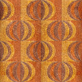 Abstract het met panelen bekleden patroon - het Binnenlandse patroon van het muurpaneel - muur D Royalty-vrije Stock Foto