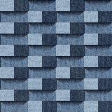 Abstract het met panelen bekleden patroon - naadloze achtergrond stock illustratie