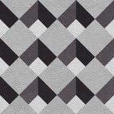 Abstract het met panelen bekleden patroon - naadloze achtergrond royalty-vrije illustratie
