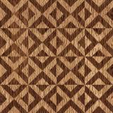 Abstract het met panelen bekleden patroon - naadloze achtergrond - houten textuur Stock Foto's