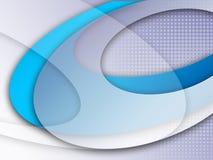 Abstract het ontwerpelement van de kleurengolf Royalty-vrije Stock Afbeeldingen
