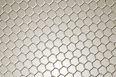 Abstract Hexagon Background Royalty Free Stock Photo