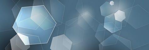 Abstract hexagon background. Technology poligonal design. Digital futuristic minimalism. Abstract hexagon background. Technology polygonal design. Digital vector illustration
