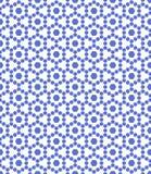 Abstract hexagon ornament Stock Afbeeldingen