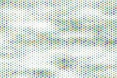Abstract hexagon patroon als achtergrond voor ontwerp Creatief, effect, digitaal & geometrisch royalty-vrije illustratie