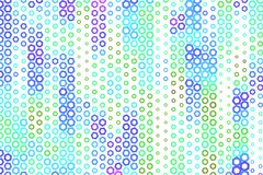 Abstract hexagon patroon als achtergrond voor ontwerp De de digitale vorm, grafisch, tegel, & herhalen stock illustratie