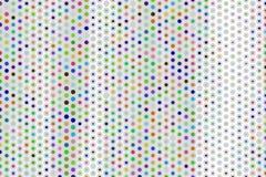Abstract hexagon patroon als achtergrond voor ontwerp Achtergrond, effect, creatief & Web Royalty-vrije Stock Foto