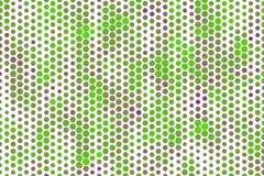 Abstract hexagon patroon als achtergrond voor ontwerp Illustratie, textuur, stijl & behang vector illustratie