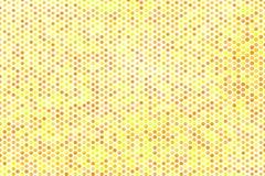 Abstract hexagon patroon als achtergrond voor ontwerp Vorm, kleur, tekening, concept & digitaal Royalty-vrije Stock Afbeeldingen
