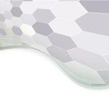 Abstract hexagon tegelmalplaatje als achtergrond Royalty-vrije Stock Foto
