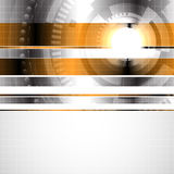 Abstract hi-tech background. Clip-art Royalty Free Stock Image