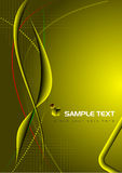 Abstract hi-tech background Royalty Free Stock Photography
