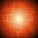 Abstract hi-tech  background. Bright abstract technology design. Vector background eps 10 Royalty Free Stock Images