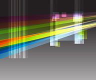 Abstract hi-tech background template Royalty Free Stock Image