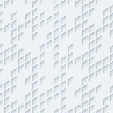 Abstract hi-tech geometric seamless pattern. Royalty Free Stock Images