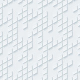 Abstract hi-tech geometric seamless pattern. Royalty Free Stock Photography