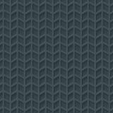 Abstract hi-tech geometrisch naadloos patroon Royalty-vrije Stock Foto