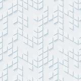 Abstract hi-tech geometrisch naadloos patroon Stock Afbeeldingen