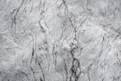 Abstract hiatus of white natural rock royalty free stock images