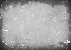 Abstract  High Resolution Detailed Grunge Frame Royalty Free Stock Image