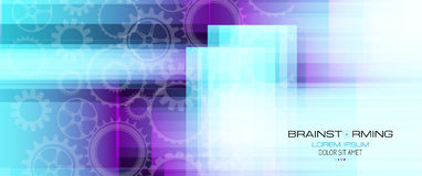 Abstract high tech background Royalty Free Stock Photo