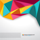 Abstract high tech background for covers and flyers Stock Image