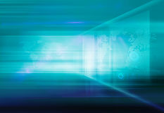 Abstract High Tech 3D Space Background Concept Series 105 Royalty Free Stock Images