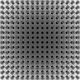 Abstract high-tech mesh structure. Abstract black high-tech mesh structure. 3d rendered image Royalty Free Stock Image